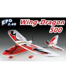 Entrenador Electrico Wing-dragon Class 500