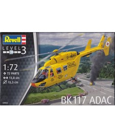 Helicoptero Bk117 Adac