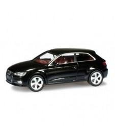 Audi A3 R, Negro