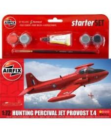 Hunting Percival Jet T-4 Con Pinturas