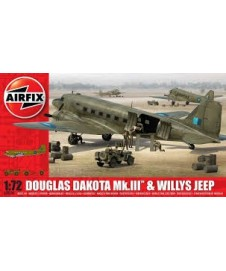 Douglas Dakota Mkiii - Willys Jeep