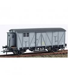 Vagon Cerrado Con Garita J-301785