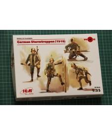 German Sturmtruppen 1918