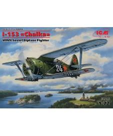 I-153 Soviet Biplane