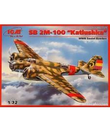 """Bombardero Sb 2m-100 """"katiushka"""""""