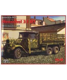 Henschel 33 D1, German Truck