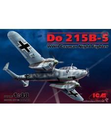 Do 215b-5 German Fighter