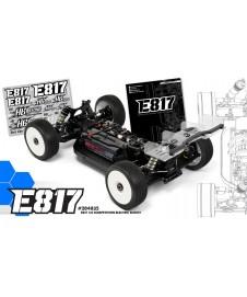 Coche E817 1/8 Electrico
