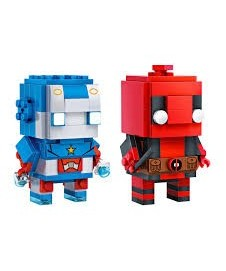 Figura Robot 138 Pcs.