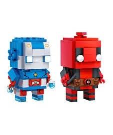 Figura Robot 98 Pcs.
