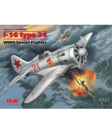 I-16 Type 24 Soviet Fighter Ww Ii