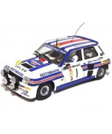 Renault 5 Turbo Danube Rallye 1983 Rothmans