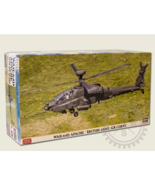 Wah-64d Apache British Army Corps