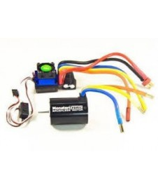 Set Motor Variador Brushless 60 A.