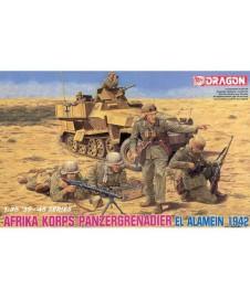 Africa Corps Panzergrenadier
