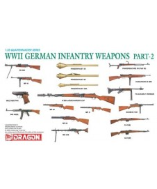 Set Armas Wwii German Infantry-2