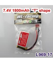 Bateria Lipo 7.4 V. 1500 Ma.