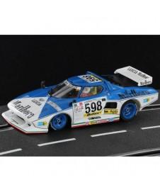 Lancia Stratos Turbo Gr 5 Edicion Limitada Azul