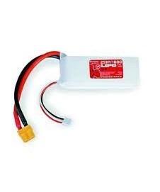 Bateria Lipo 7,4 V. 1600 Ma. 70c
