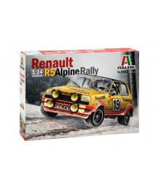 Coche Renault R5 Alpine Rally