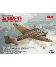 Ju 88a-11 Wwii German Bomber