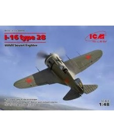 I-16 Type 28 Wwii Soviet Fighter