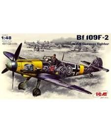 Messerschmitt Bf 109f 109f-2