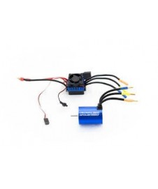 Set Motor Variador Brushless 1/10 12t. 60 A.