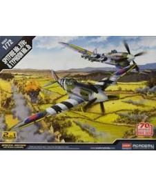 Spitfire Mk Xi Y Typhoon