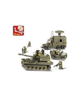 Ur Army Set 3 Vehiculos