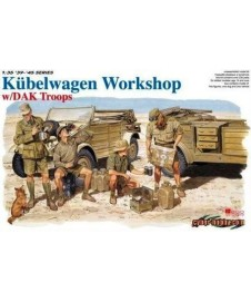 Kubelwagen Workshop Dak Troops