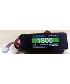 Bateria Lipo 11.1 1800 Ma. 30c.