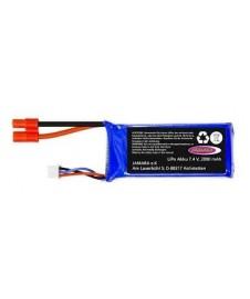 Bateria Lipo 7.4 V. 2000 Ma Drone Stratus