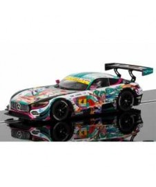 Mercedes Amg Gt3 Goodsmile Hatsune Miku