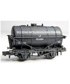 Vagon Cisterna Sociedad Metal