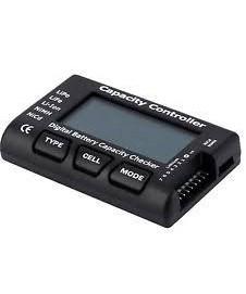 Comprobador Baterias Tester Lipo-life-nimh-nicd