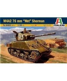 """M4a2 76mm """"wet"""" Sherman"""