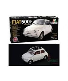 Coche Fiat500f 1968 25 Cm. Esc. 1/12