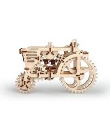 Tractor Con Movimiento