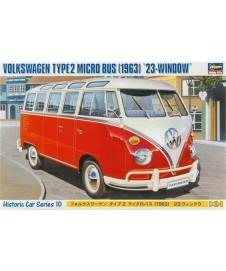 Volkswagen Type 2 Micro Bus 1963