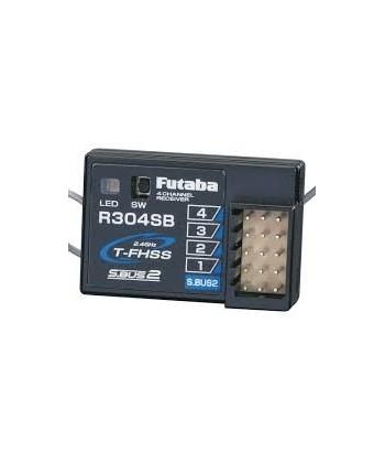 Receptor Futaba R304sb T Fhss