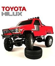Toyota Hilux 4x4 Crawler Pick Up Rtr