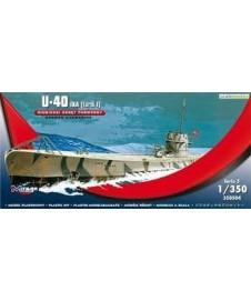 U-boot German U-107 1/350