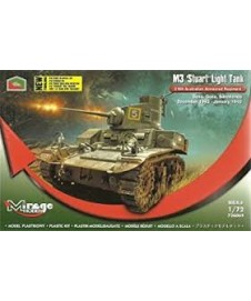 Carro M3 Stuart Tank