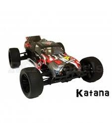 Coche Trggy Rc 4wd Katana 1/10 Completo