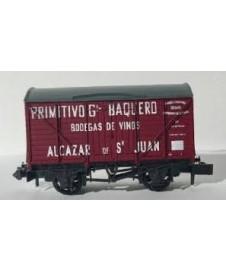 Vagon Primitivo Baquero
