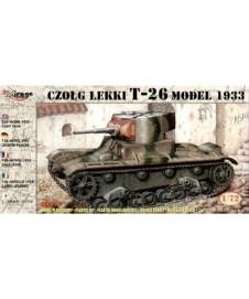 Carro T26 Lekki 1933