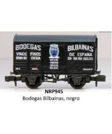 Vagon Bodegas Bilbainas Negro