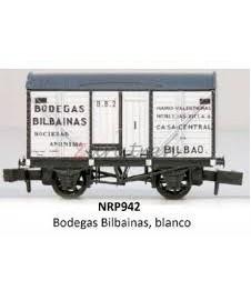 Vagon Bodegas Bilbainas Blanco