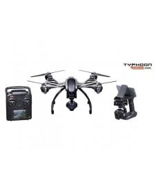 Drone Yuneec Q500-4 K Rtf Con Maleta +2 Bat (pedido Por Encargo)